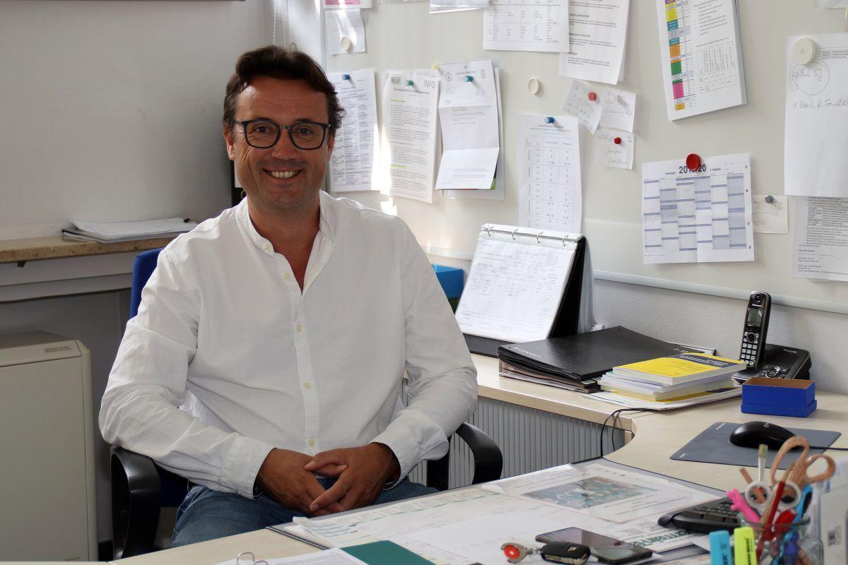 Rektor Stefan Kern