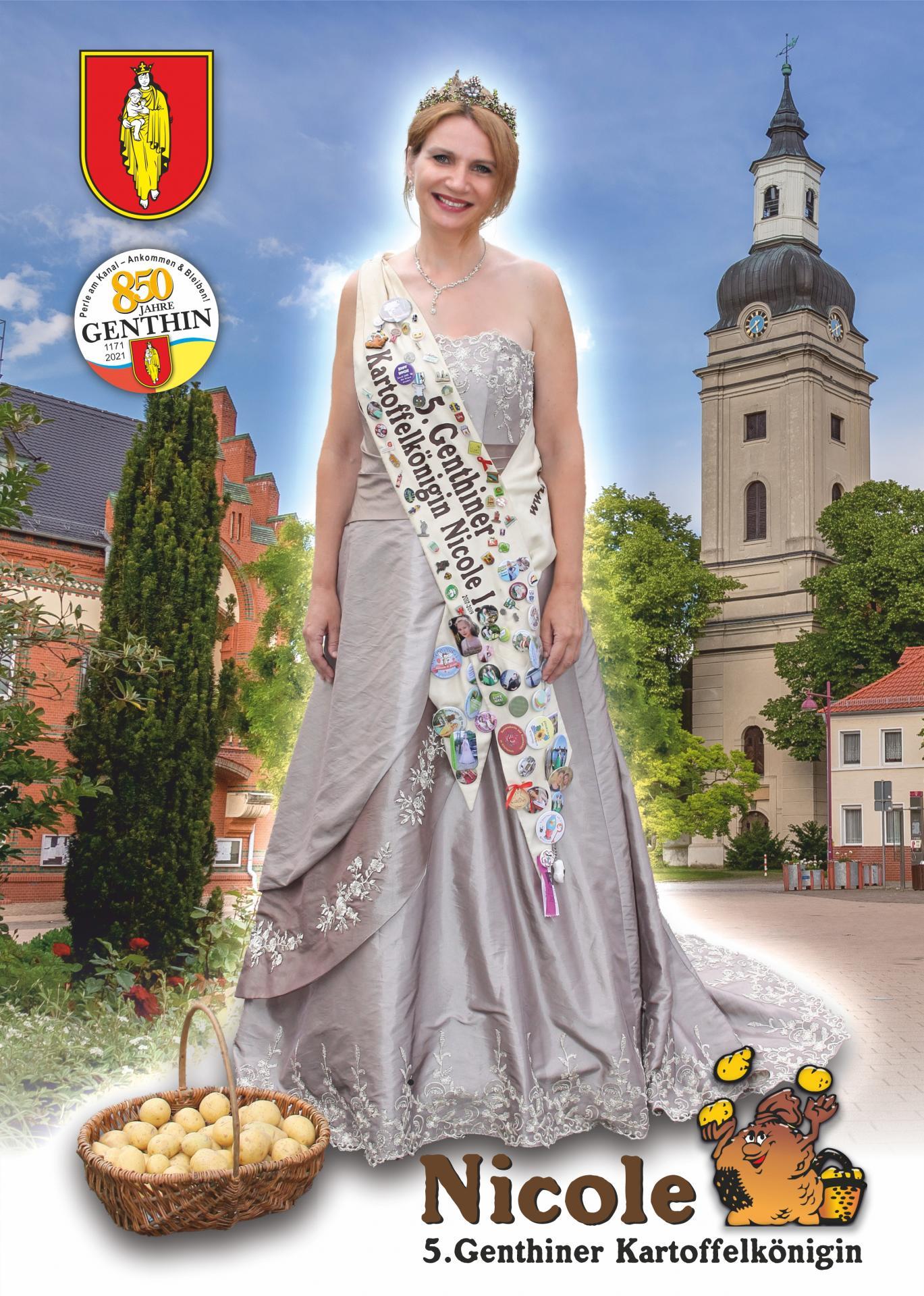 5. Genthiner Kartoffelkönigin