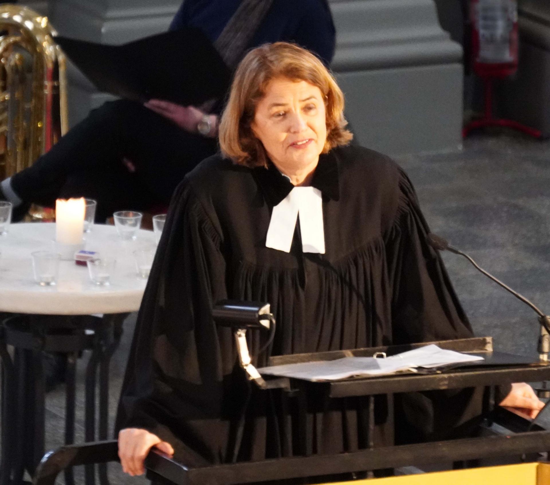 Predigt Friederike von Kirchbach