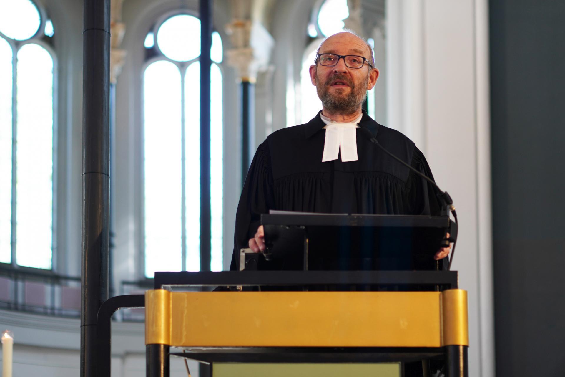 Predigt Dr. Martin Evang