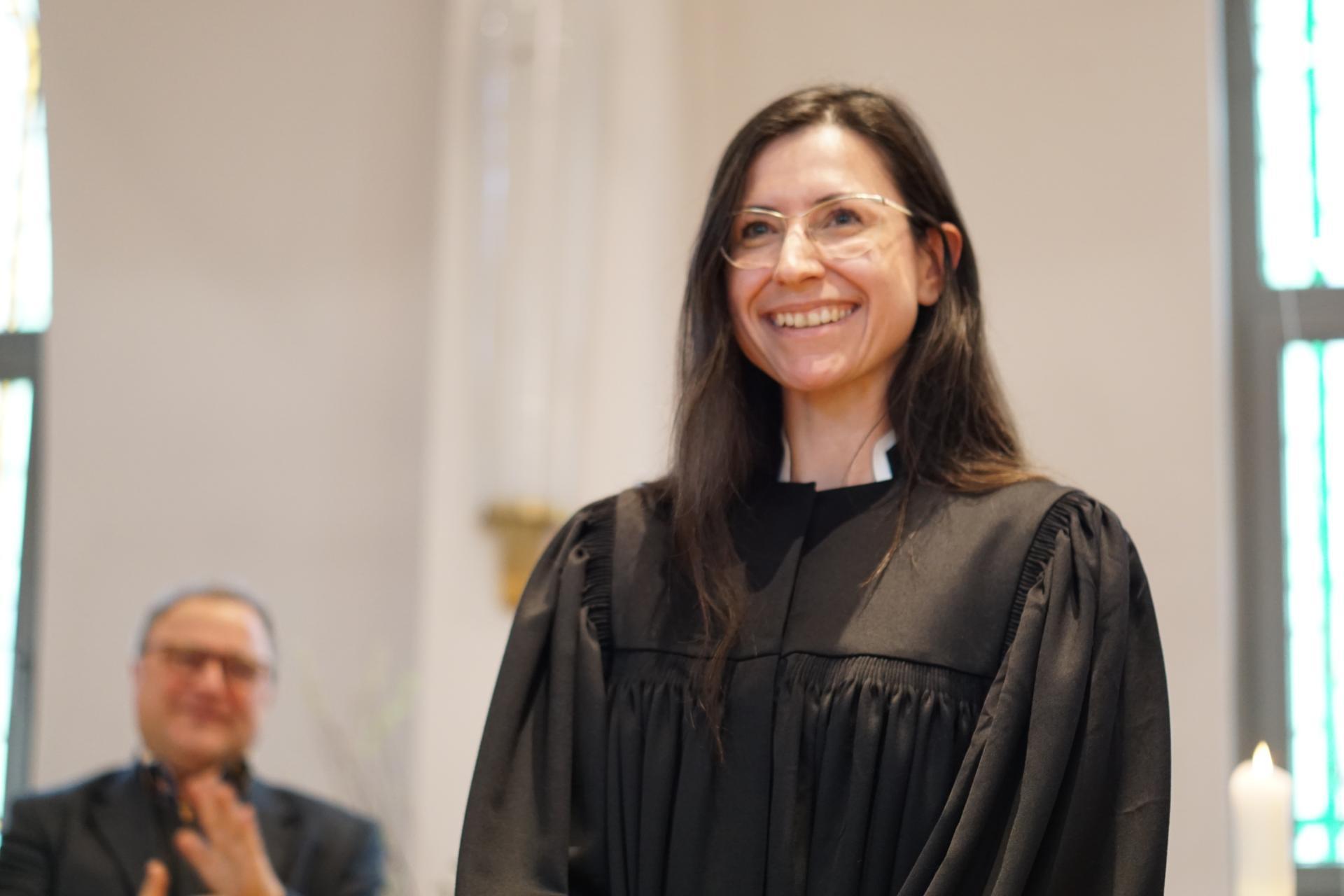 Pfarrerin Marquardt