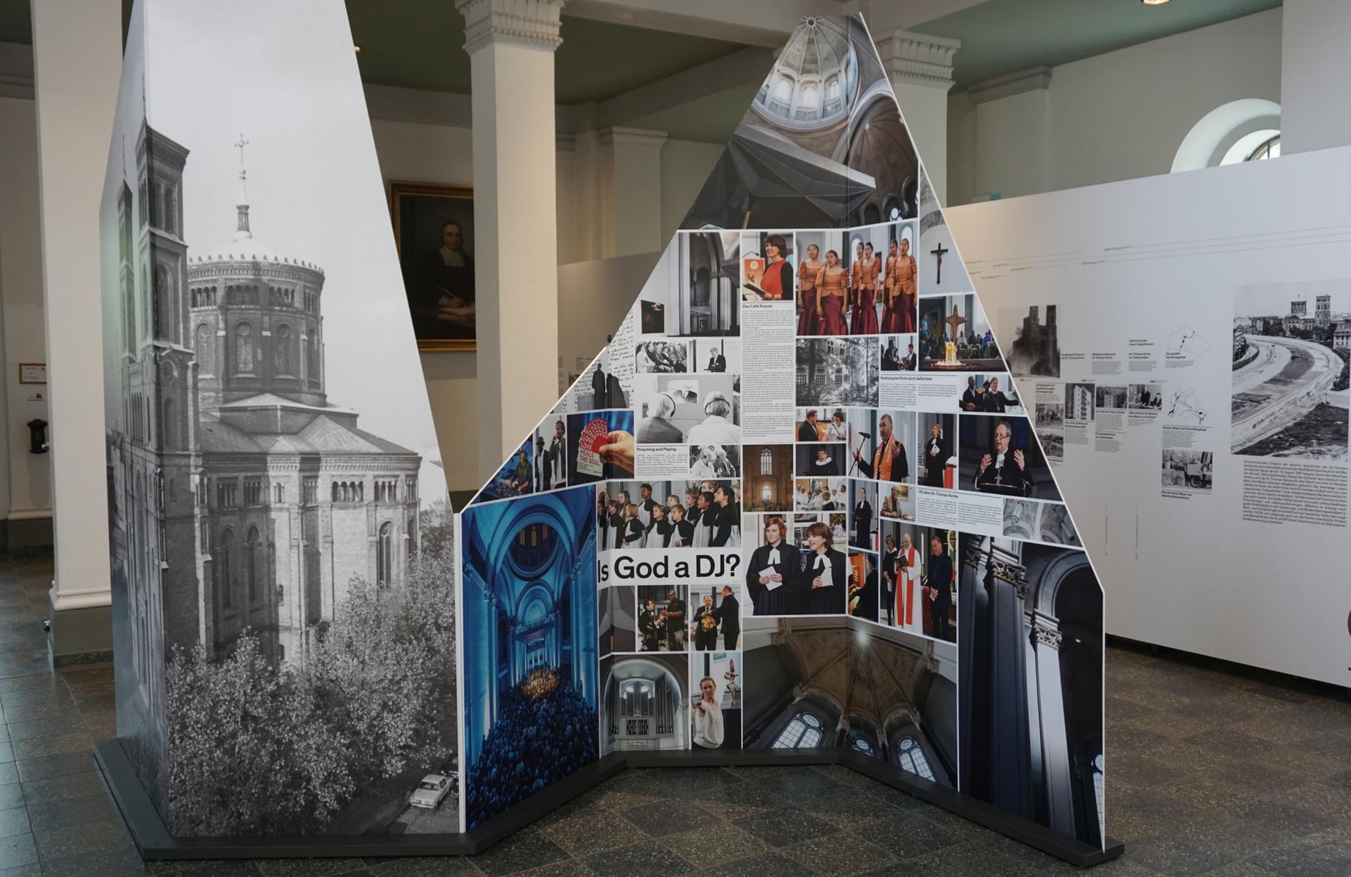 Ausstellung Objekt Kirche