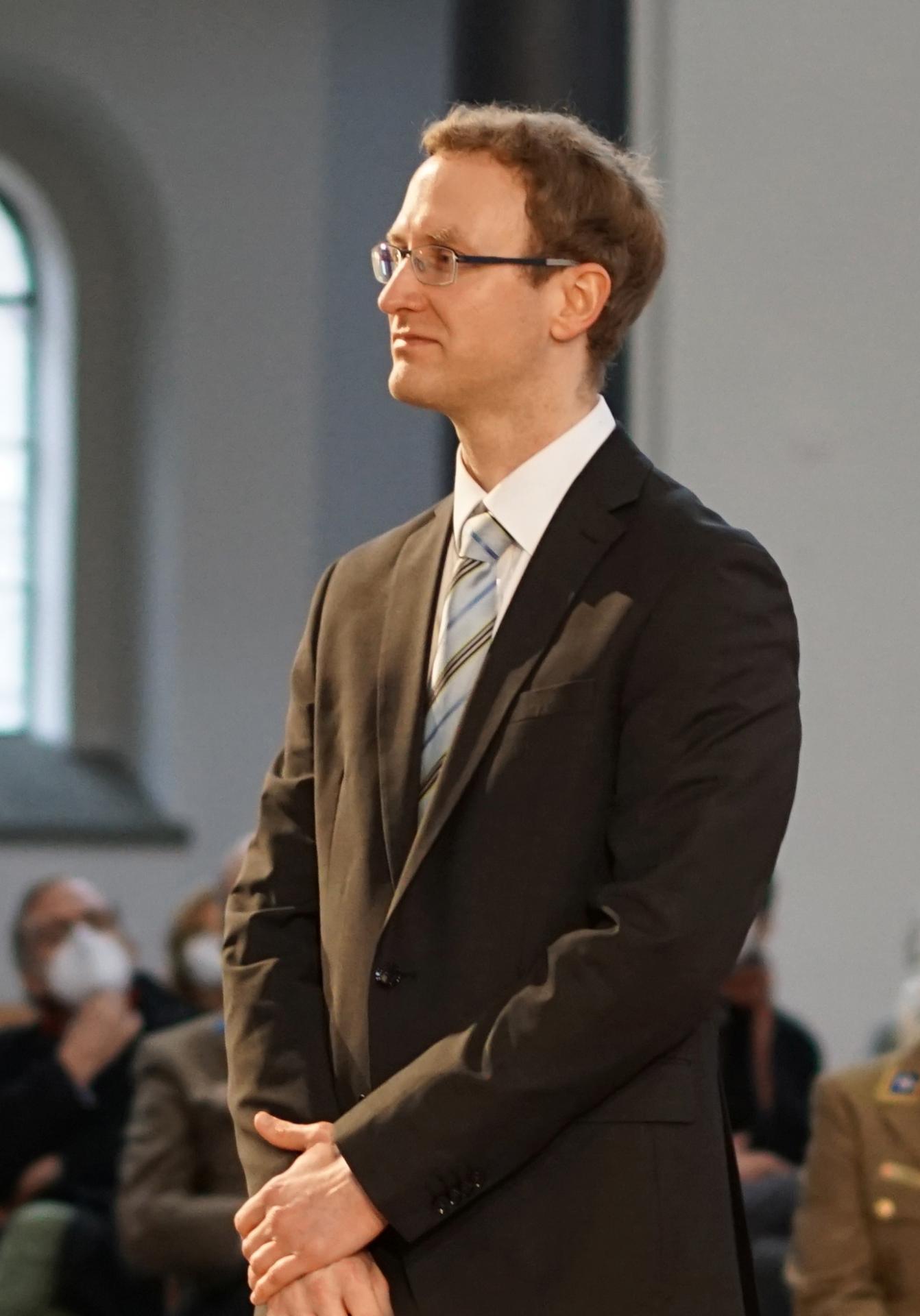 Pfarrer Christian Guth