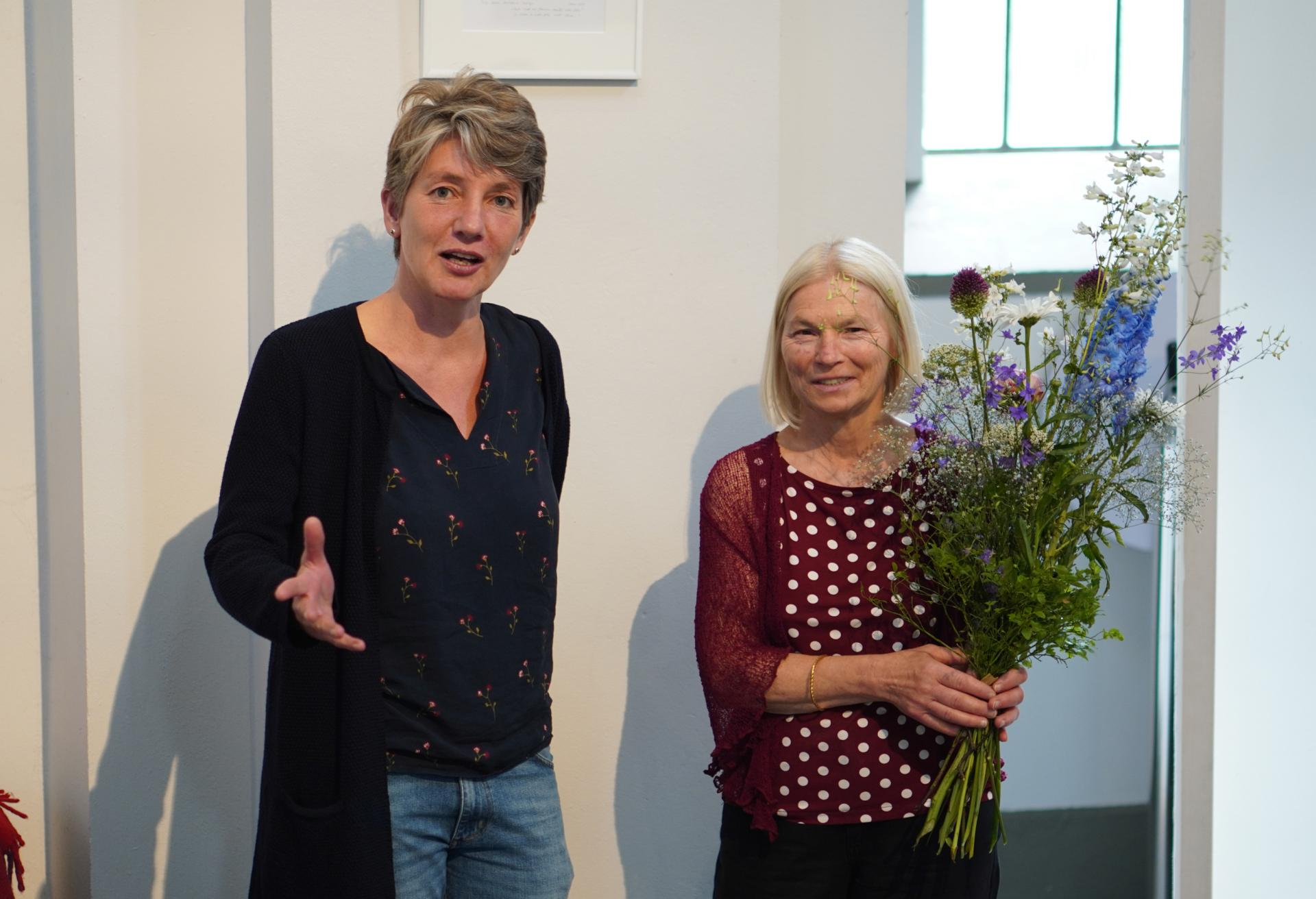 Marie Sander folgt auf Christiane Giese
