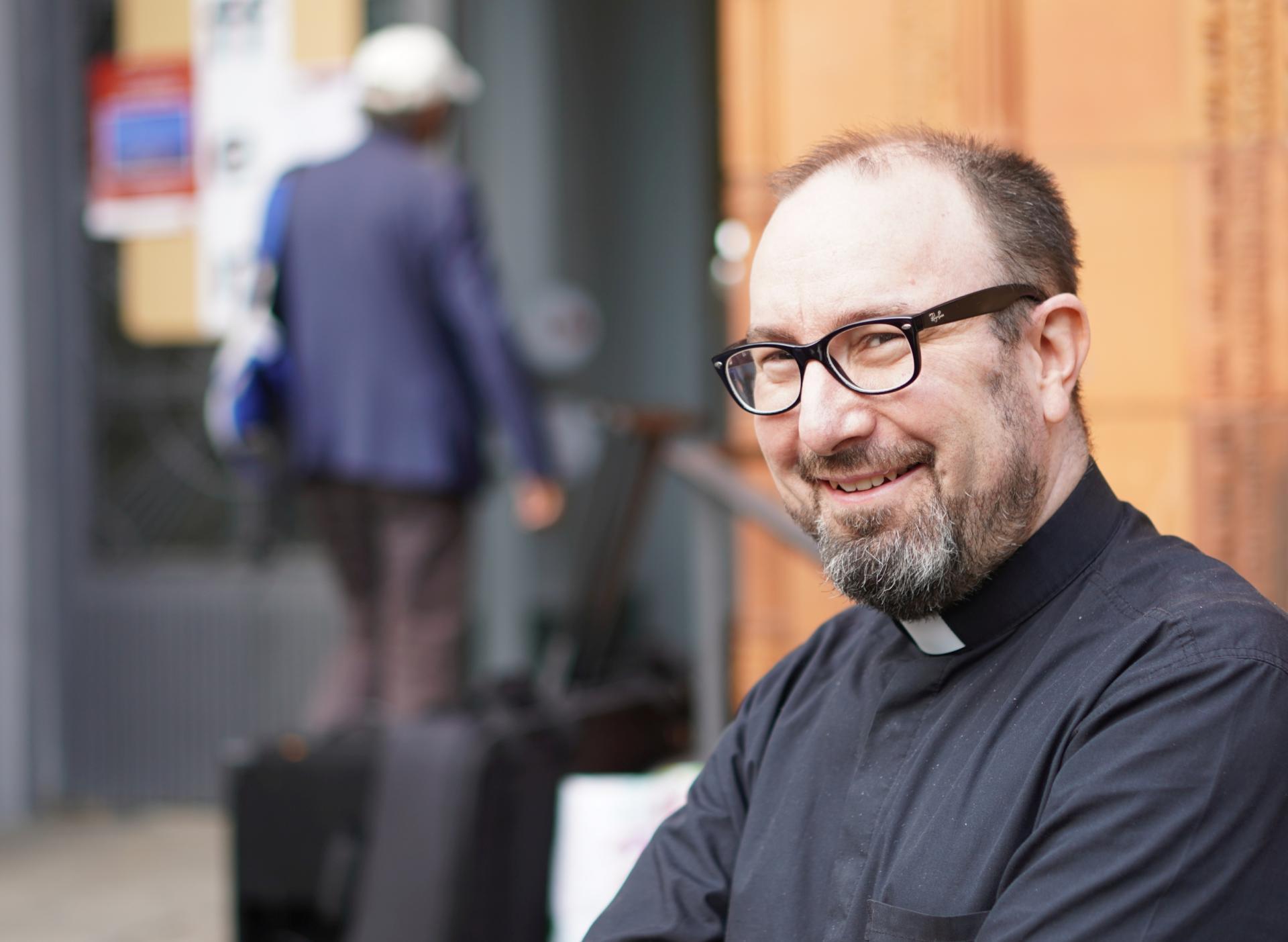 Pfarrer Michael Wiesböck