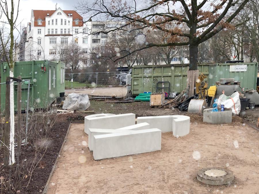 KJP Olivaer Platz