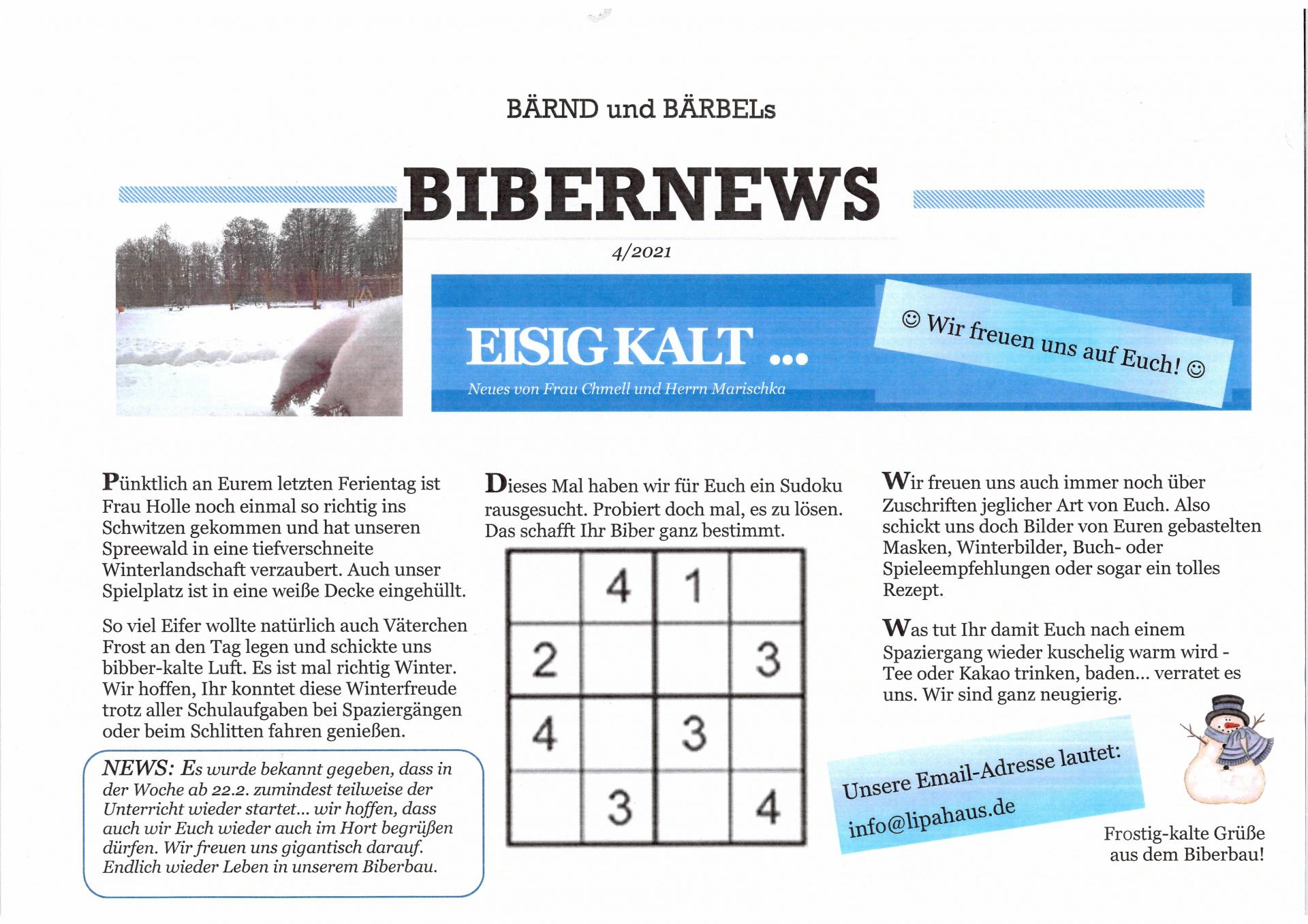 bibernews 4-2021