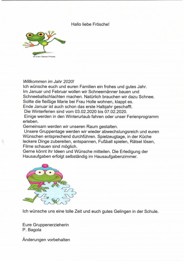 lipa froschgruppe