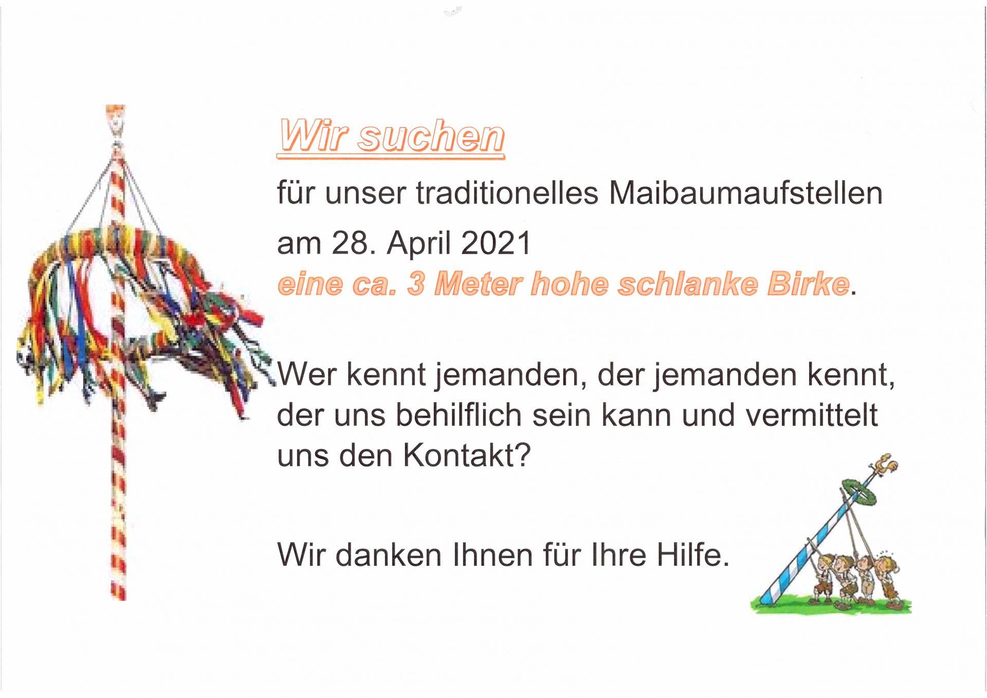 maibaum 2021