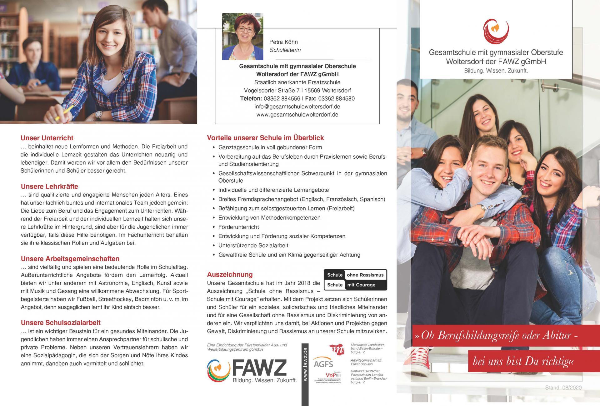Gesamtschule-mit-gymnasialer-Oberstufe-Woltersdorf_Flyer_2020_Seite_1