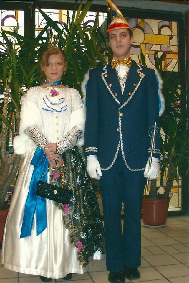 Marie I. und Martin I.