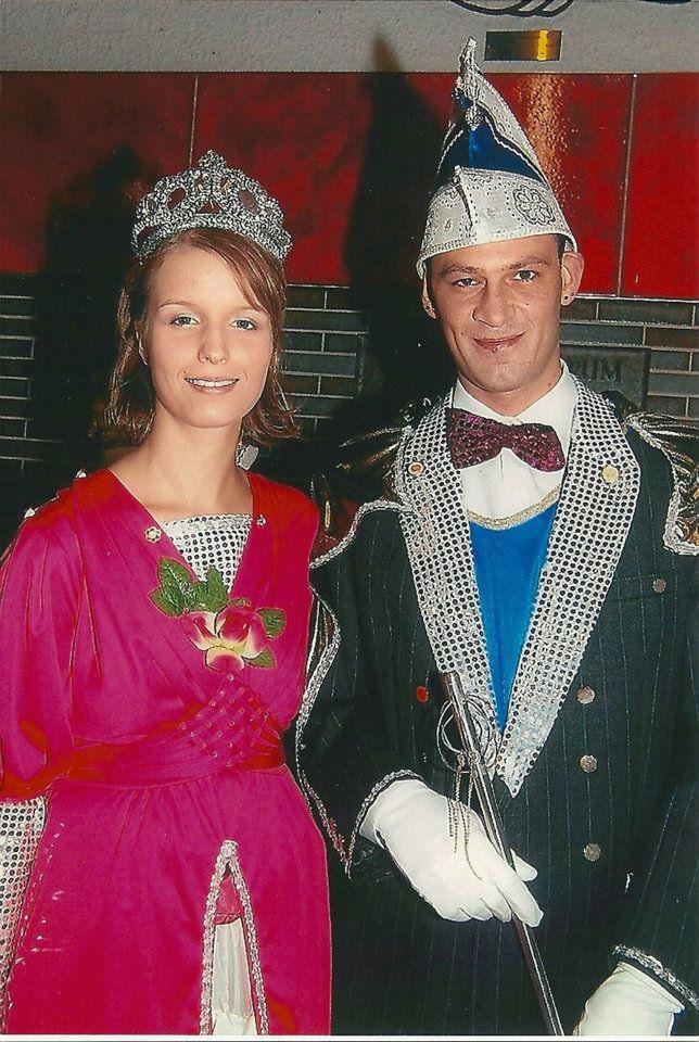 Stefanie I. und Bernhard I.