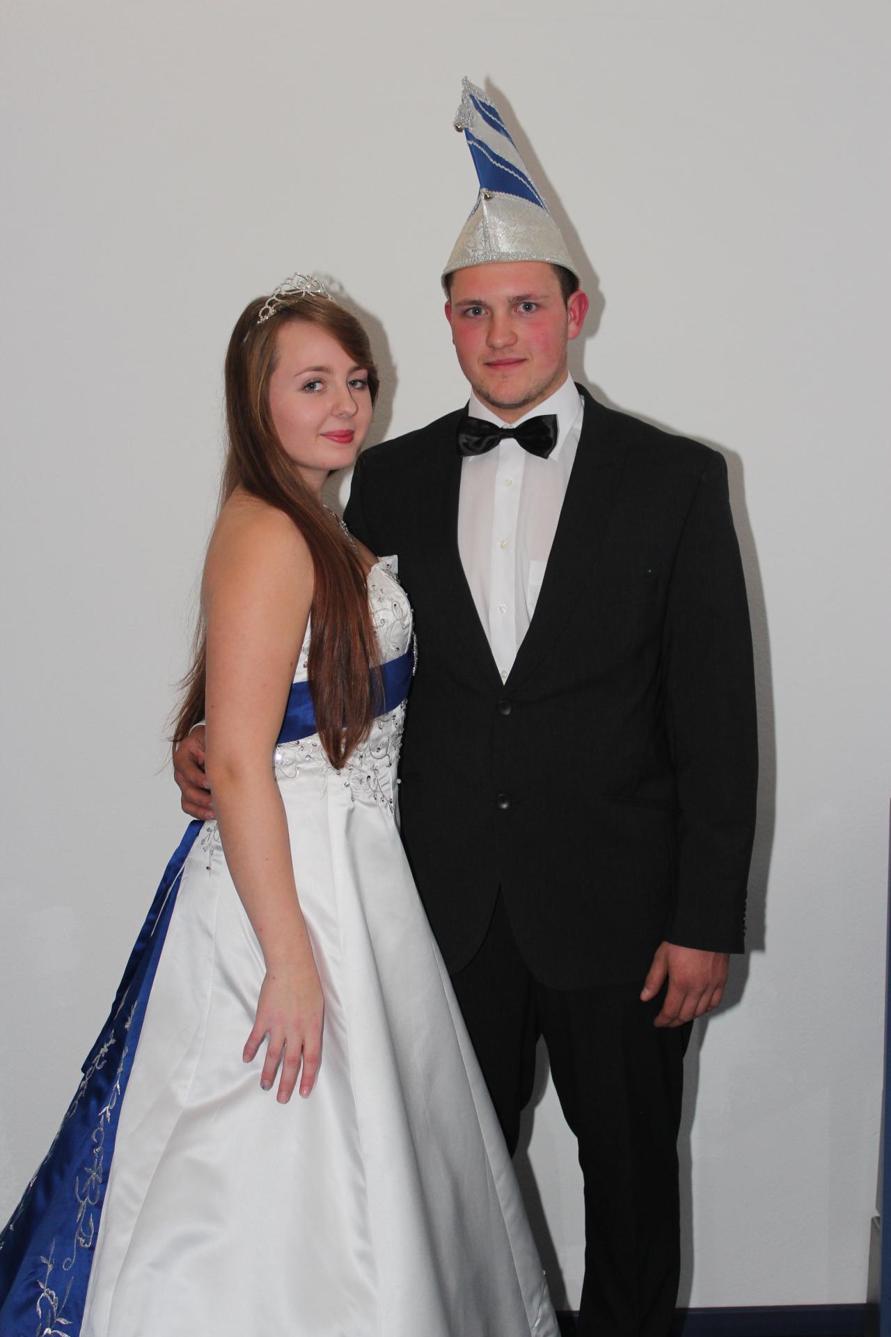 Elena I. und Martin I.