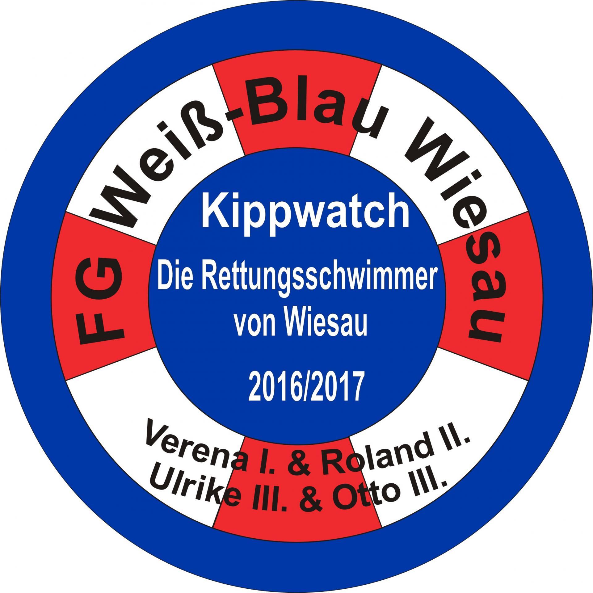 Kippwatch die Rettungsschwimmer von Wiesau