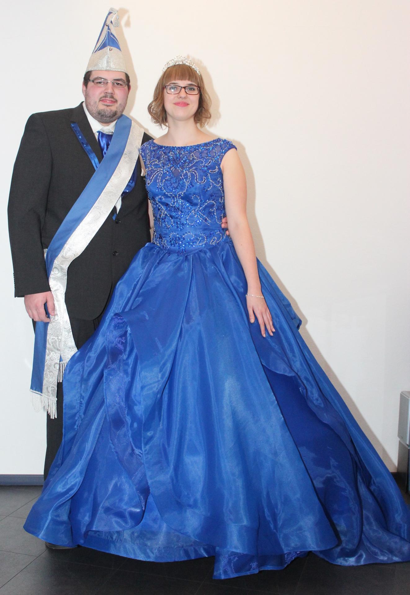 Verena I. und Roland II.