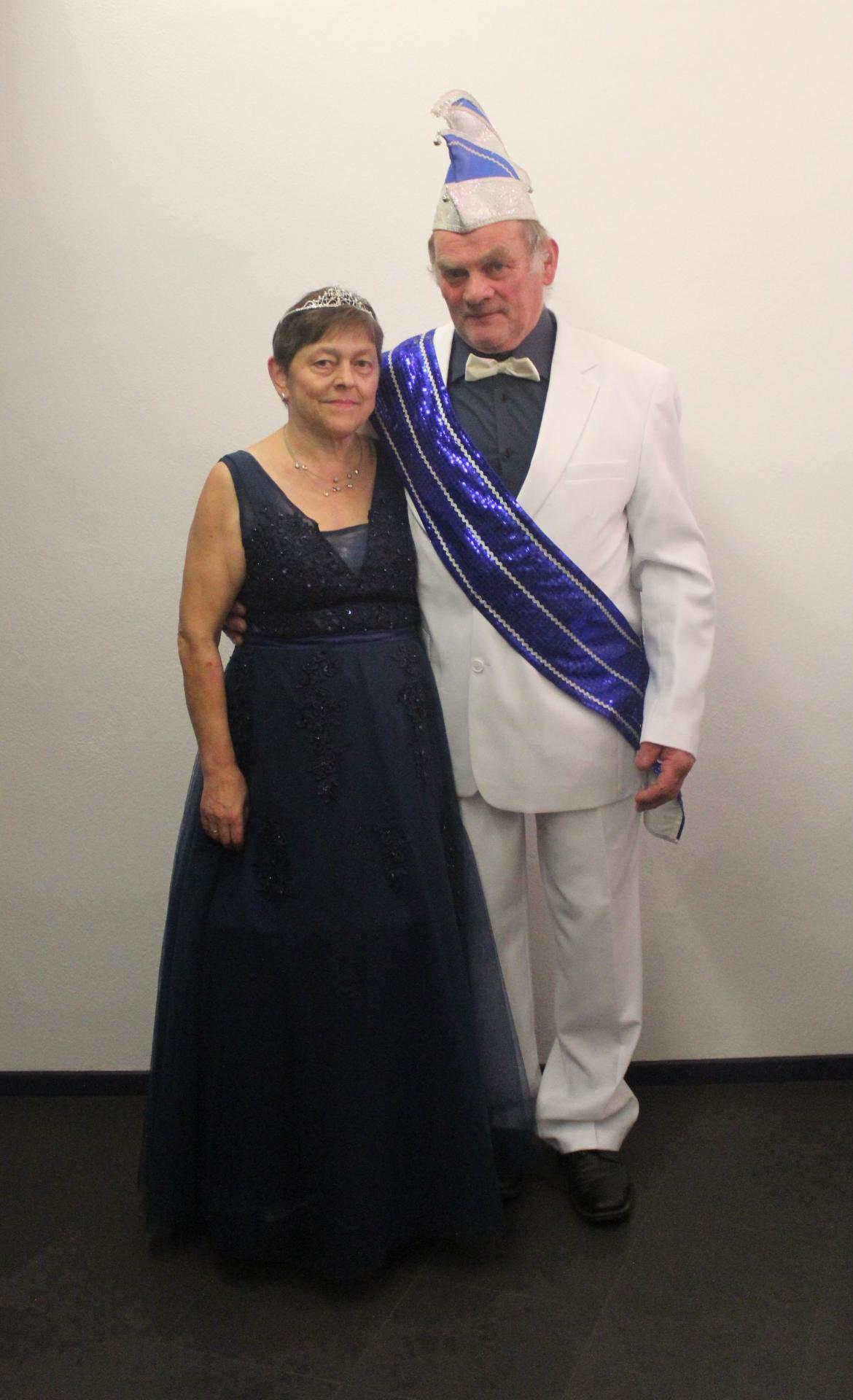 2018-2019, Senioren Petra I. und Bernhard I.