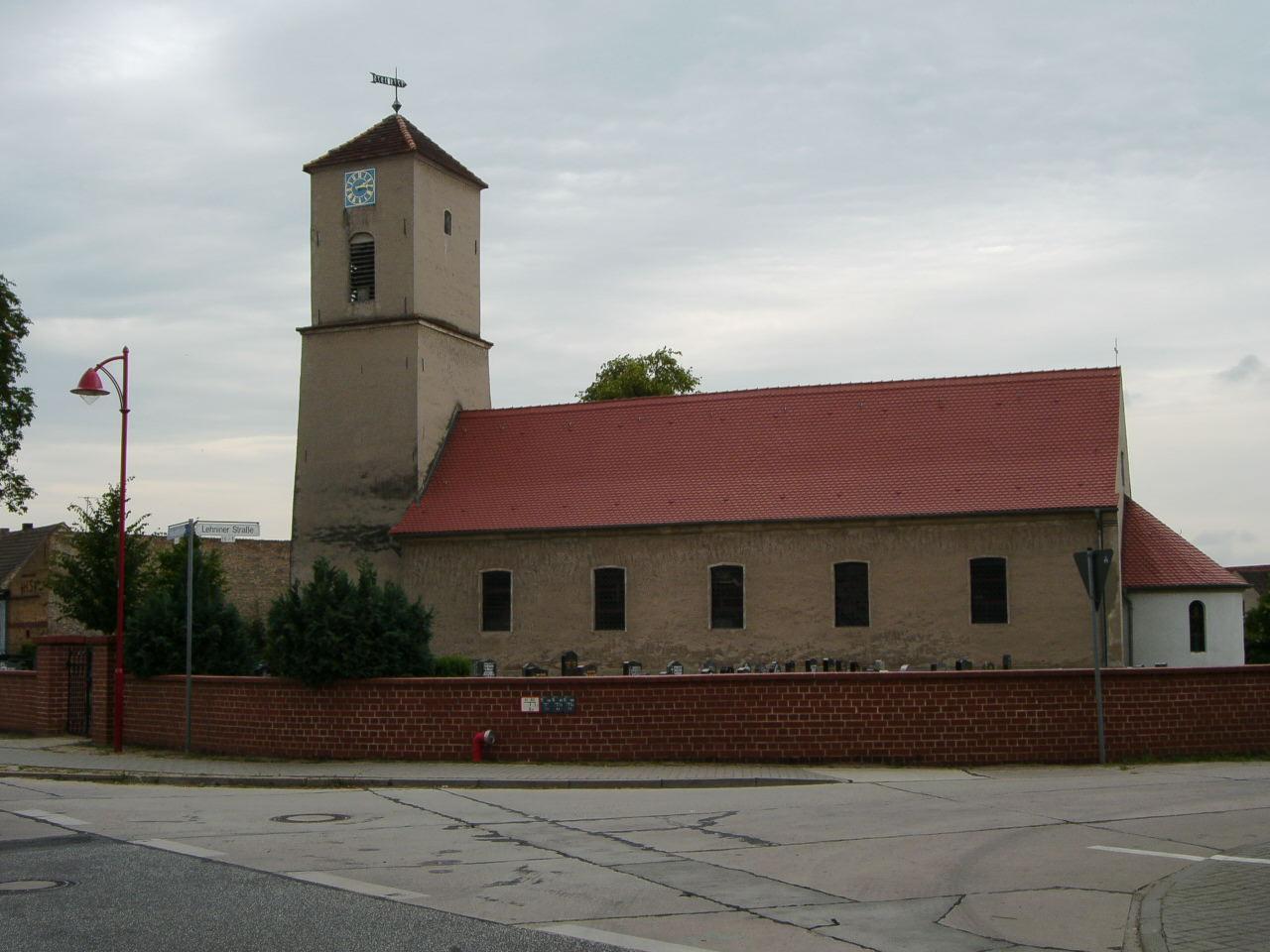 Kirche Cammer
