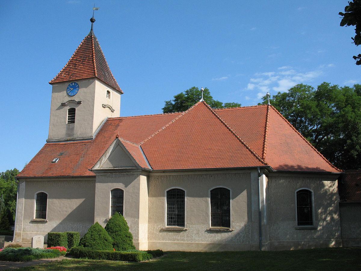 Kirche Krahne