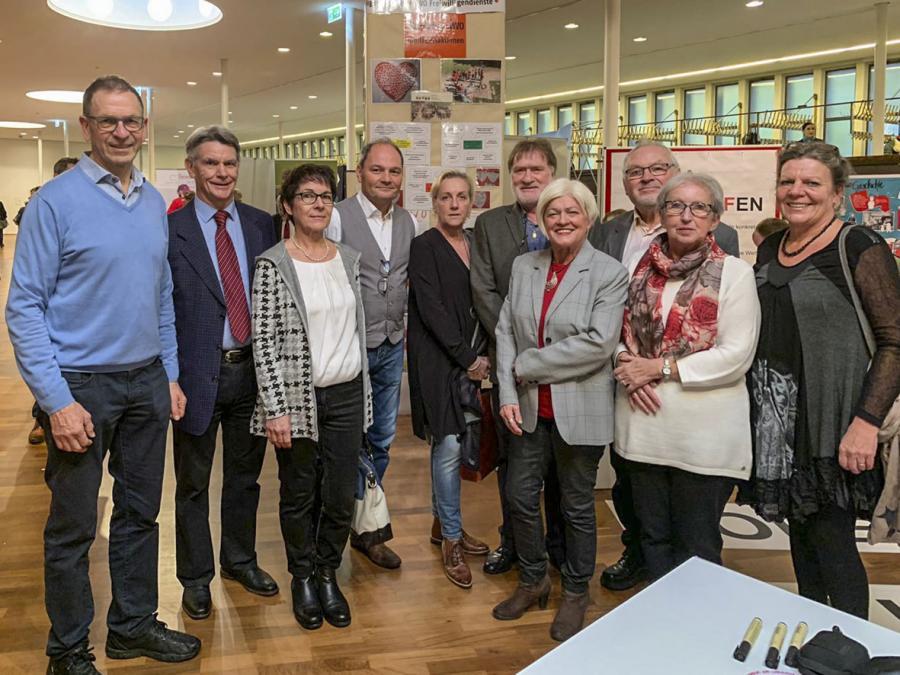 Teilnehmer des OV.Waghäusel