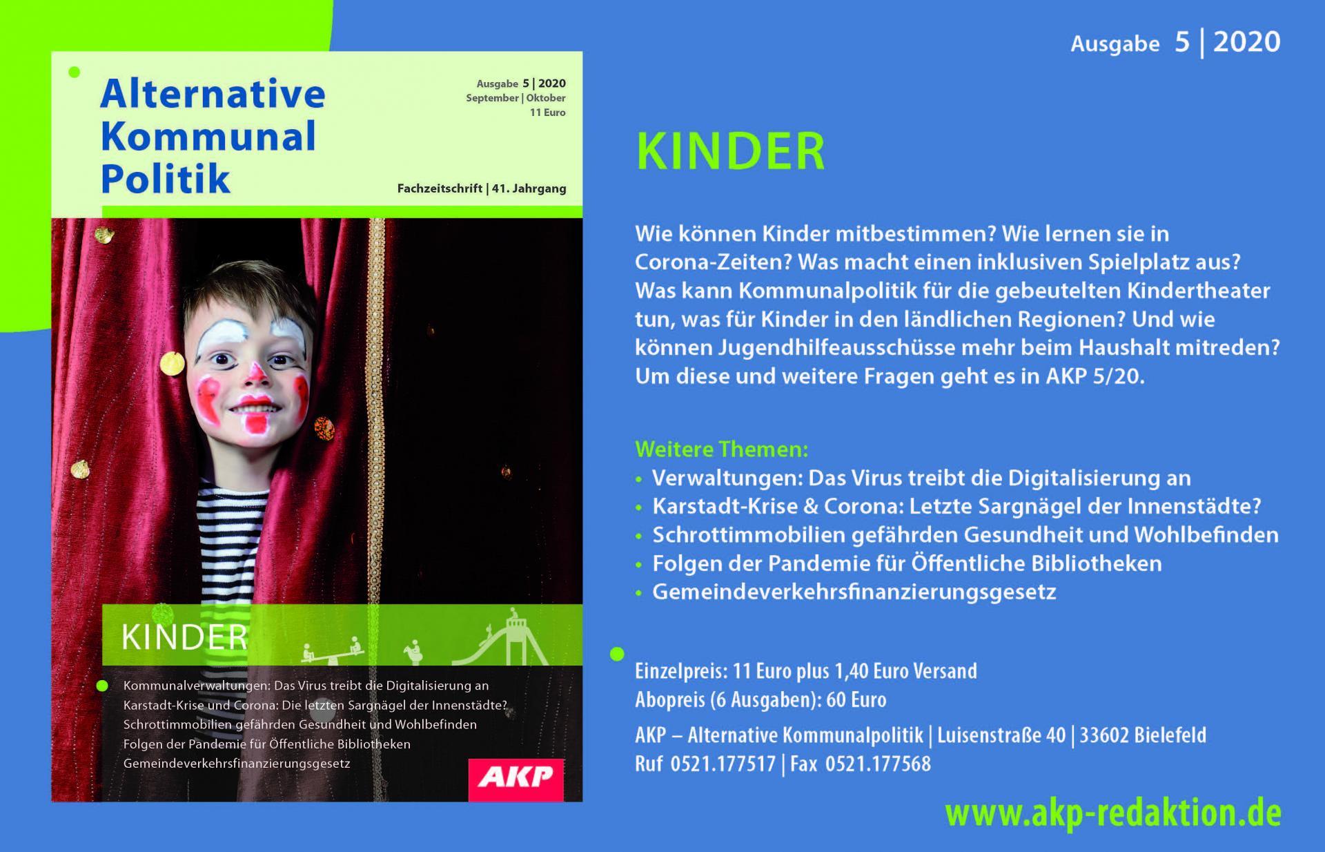AKP: Kinder