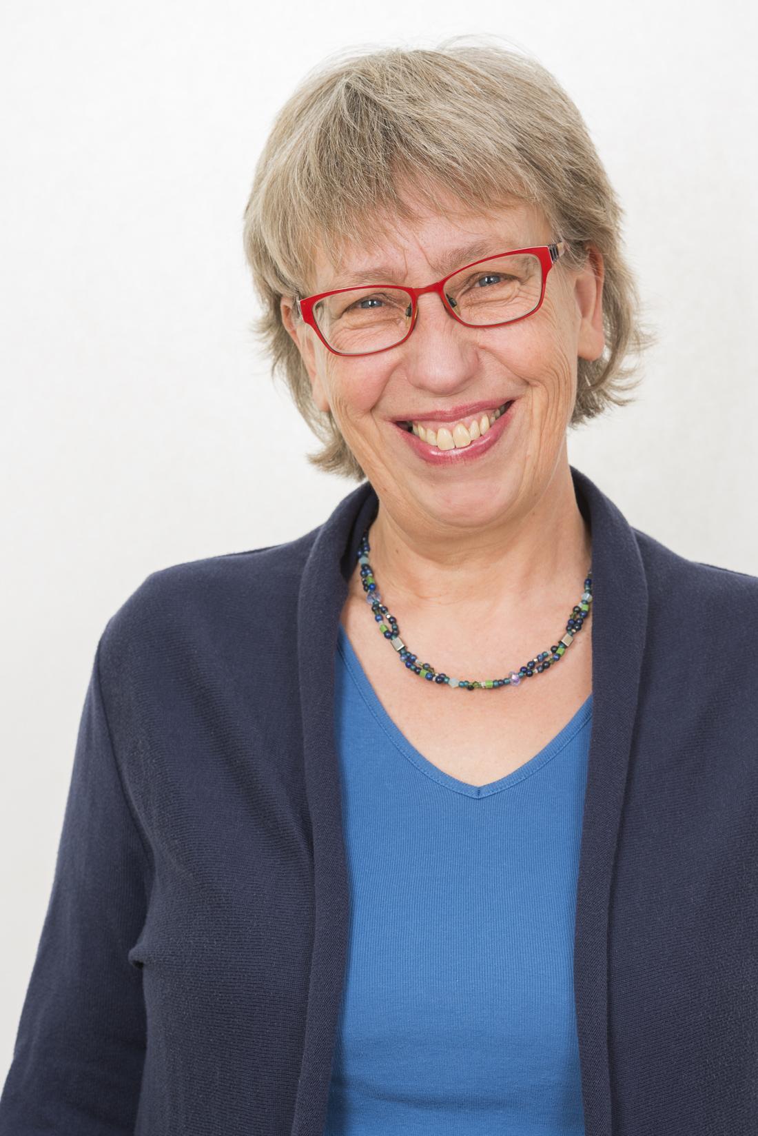 Birgit Bader Foto: Tom Schwers