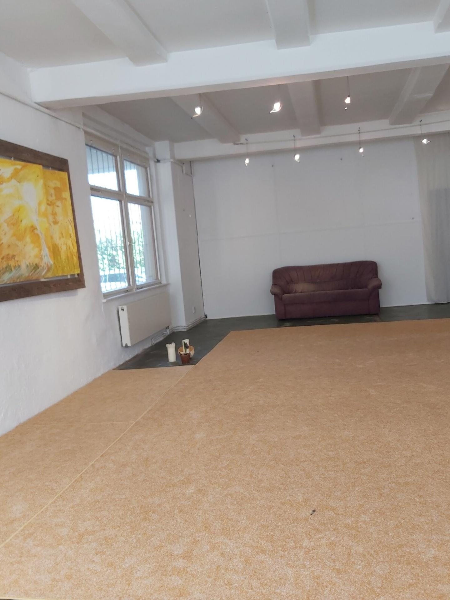 Seminarraum oder Galerie