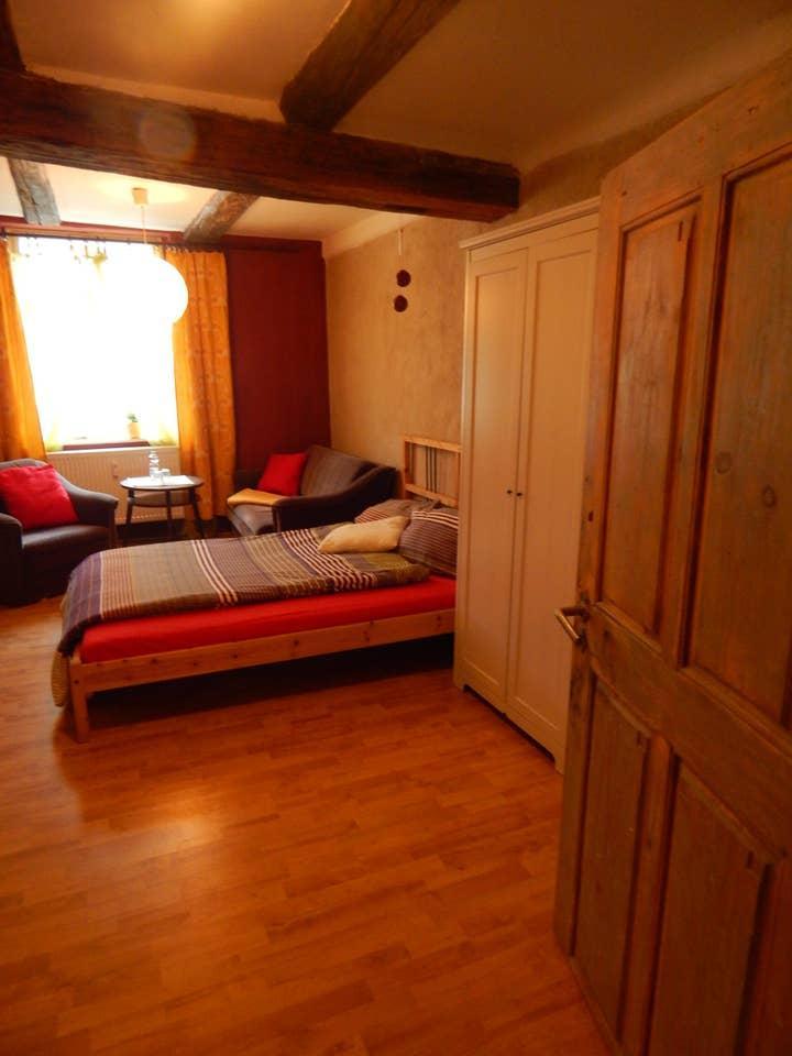 Einhorn -Apartment für 2 - 3 Gäste