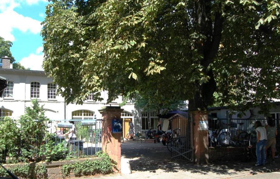 Teestube in Darmstadt