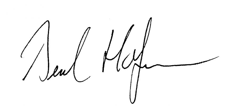 Unterschrift Bgm Hofmann