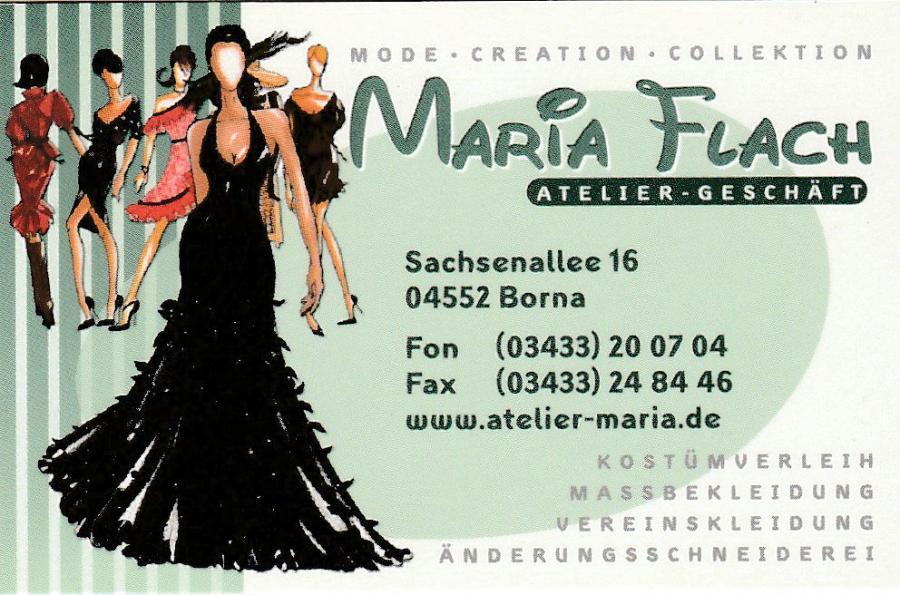 Maria Flach neu