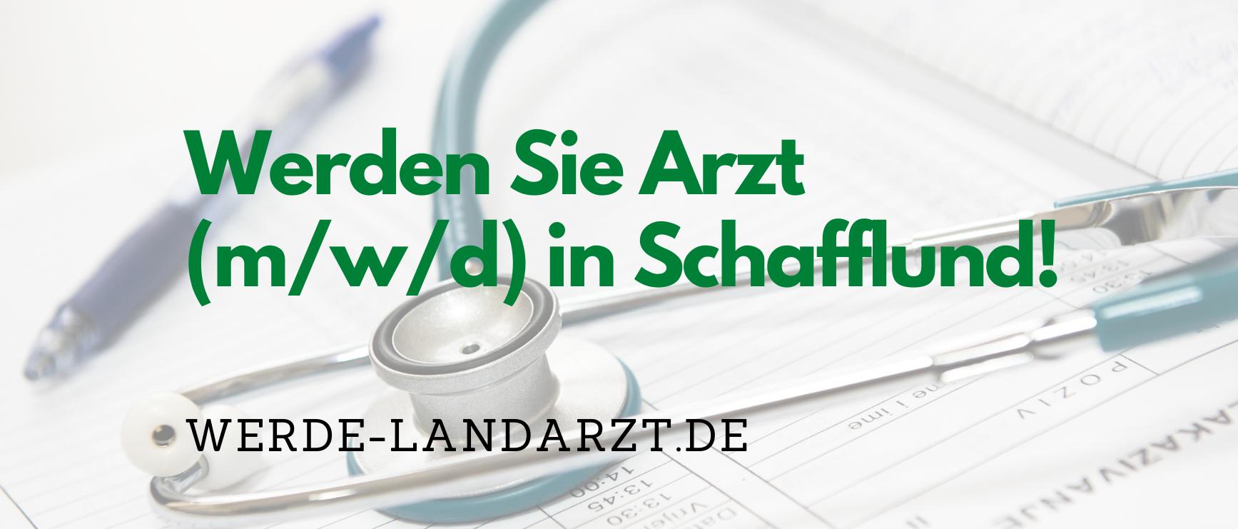 Werden Sie Arzt (mwd) in Schafflund!1