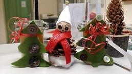 Weihnachtsbasteleien