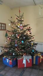 Unser Schulweihnachtsbaum