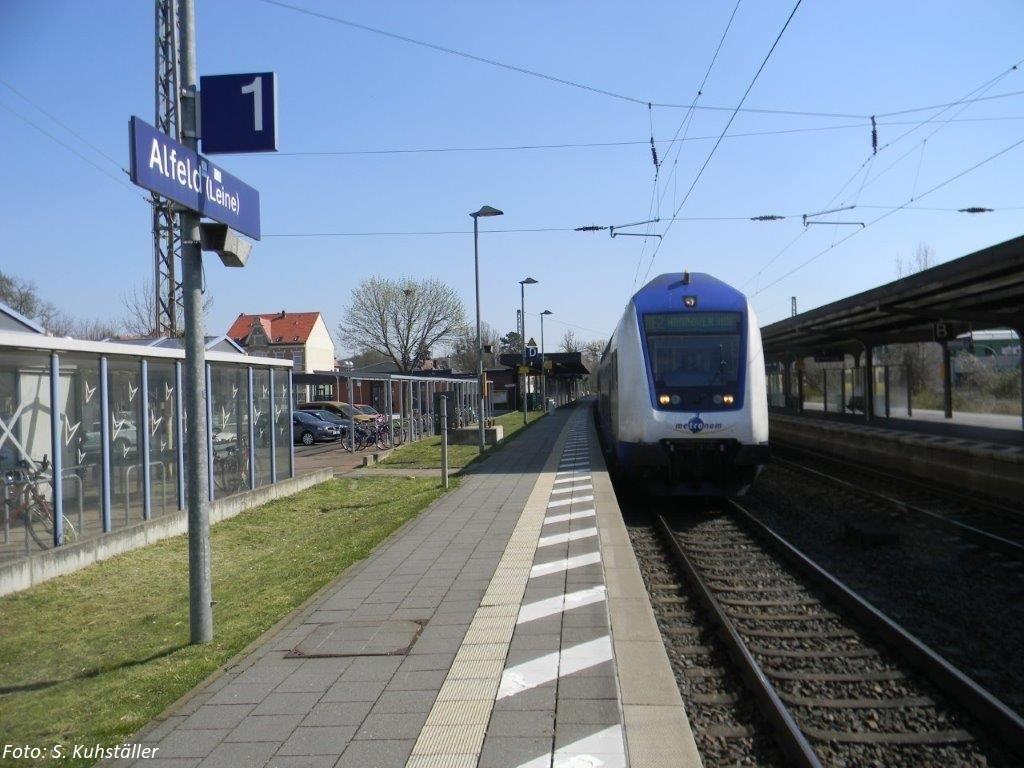 Hausbahnsteig Alfeld