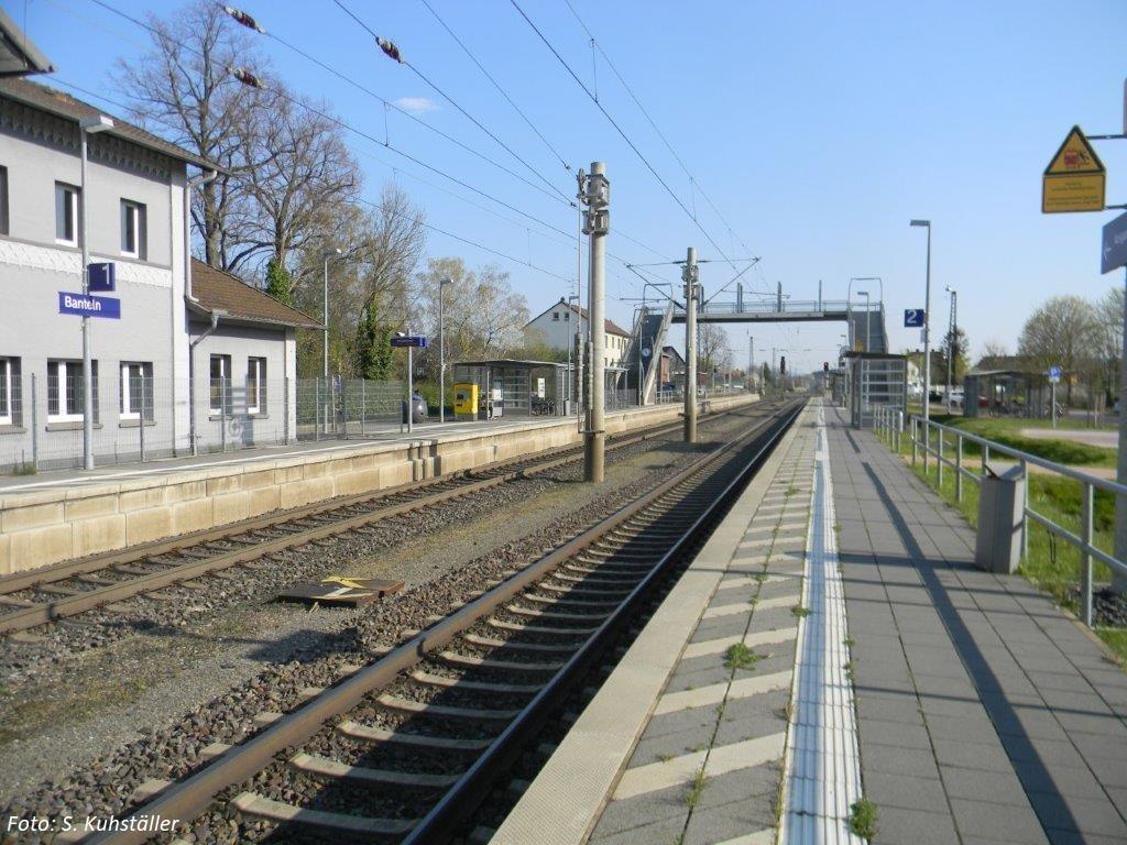 Banteln Bahnhof