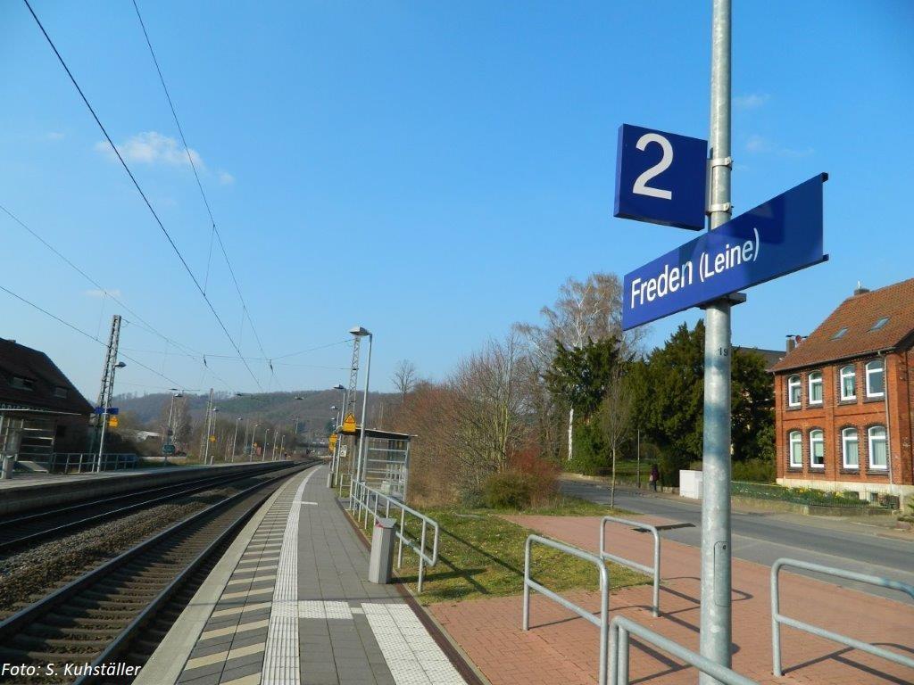 Bahnhof Freden