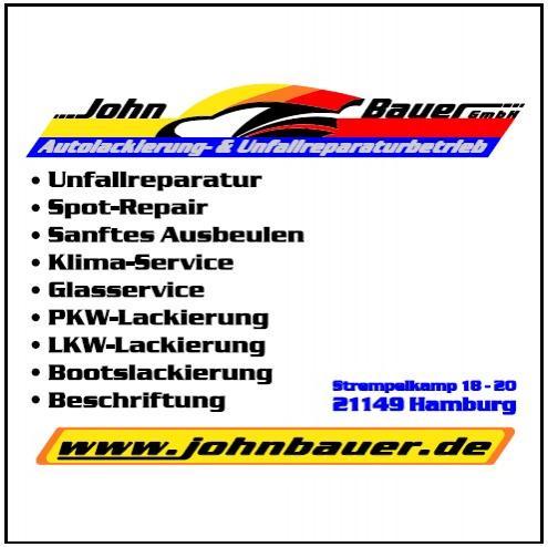 John Bauer Autolackierungen- und Unfallreparaturbetrieb