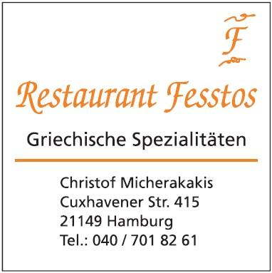 Restaurant Fesstos