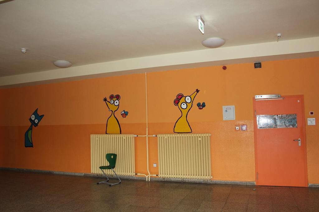 3 Mäuse 3. Etage