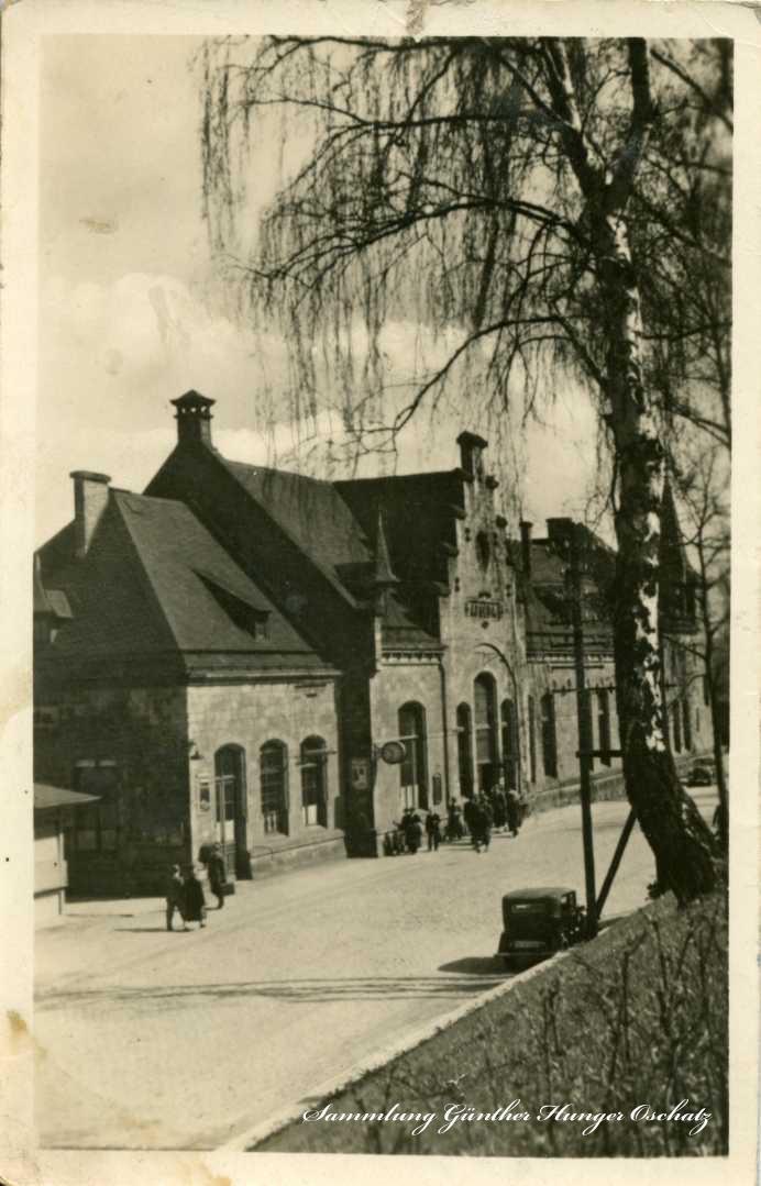 Apolda Bahnhof