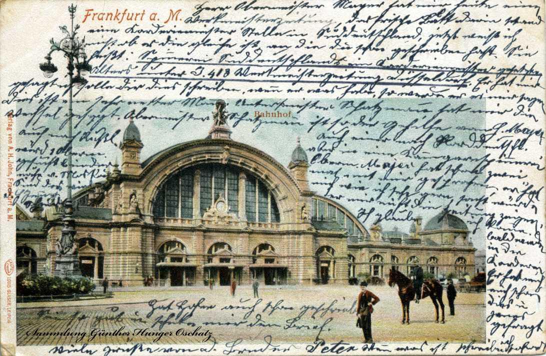 Frankfurt a. M. Bahnhof