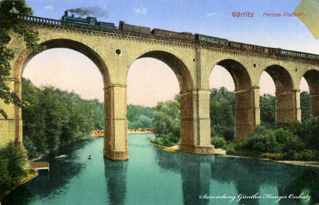 Görlitz Neisse-Viadukt