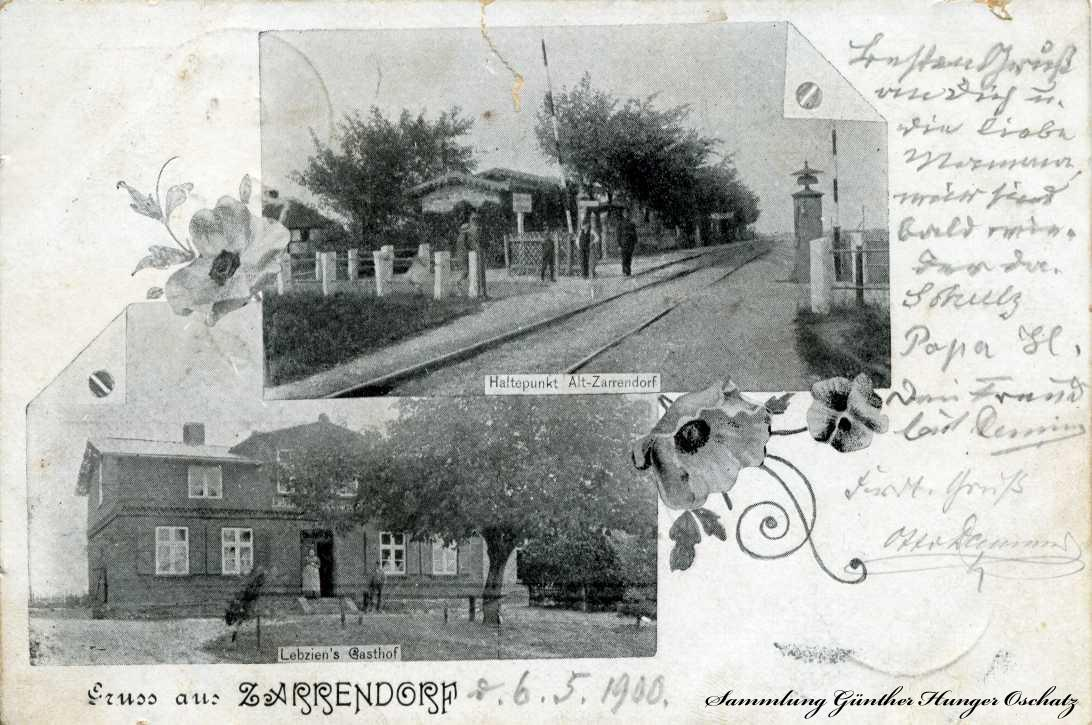 Gruss aus Zarrendorf