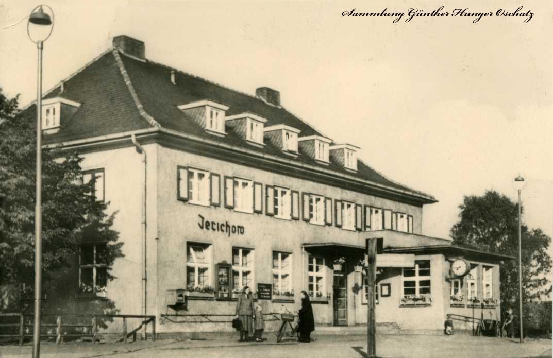 Jerichow Krs. Genthin Bahnhof