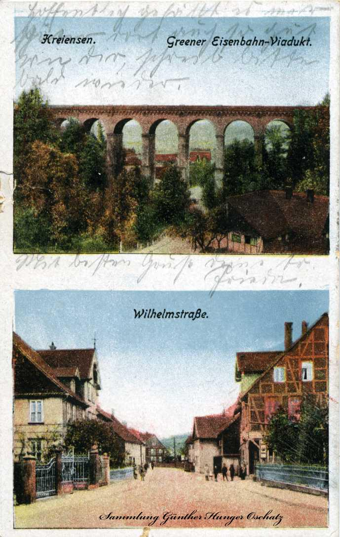 Kreiensen Greener Eisenbahn-Viadukt