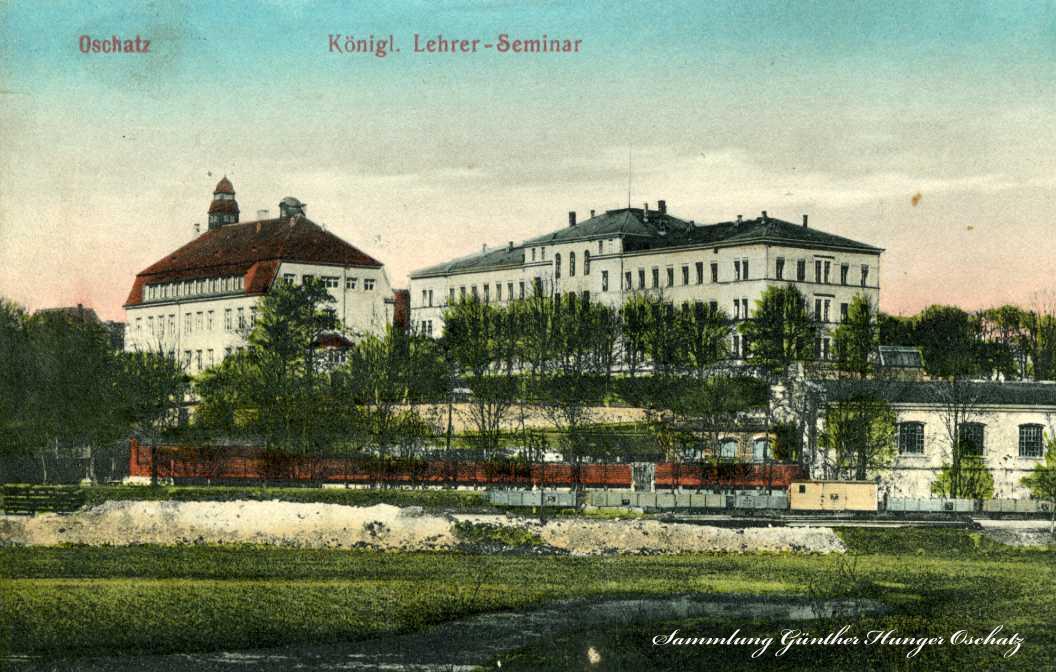 Oschatz Königl Lehrer-Seminar
