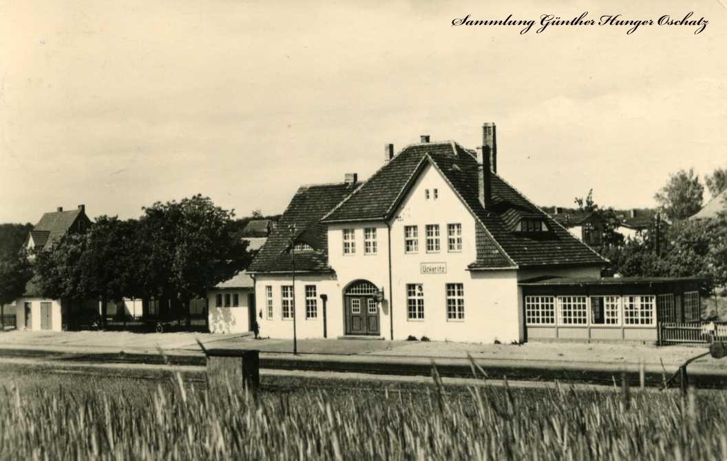 Ostseebad Ückeritz Bahnhof