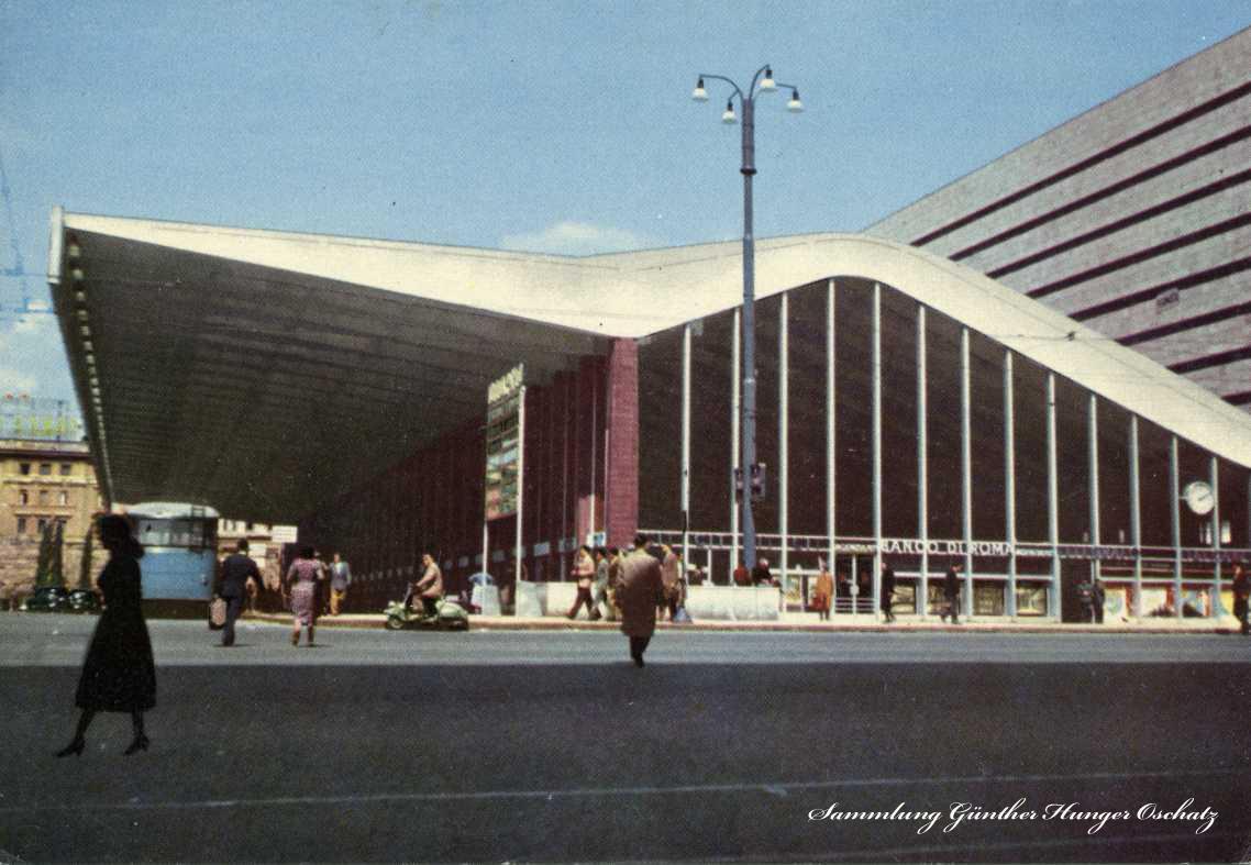 Roma -Stazione Termini