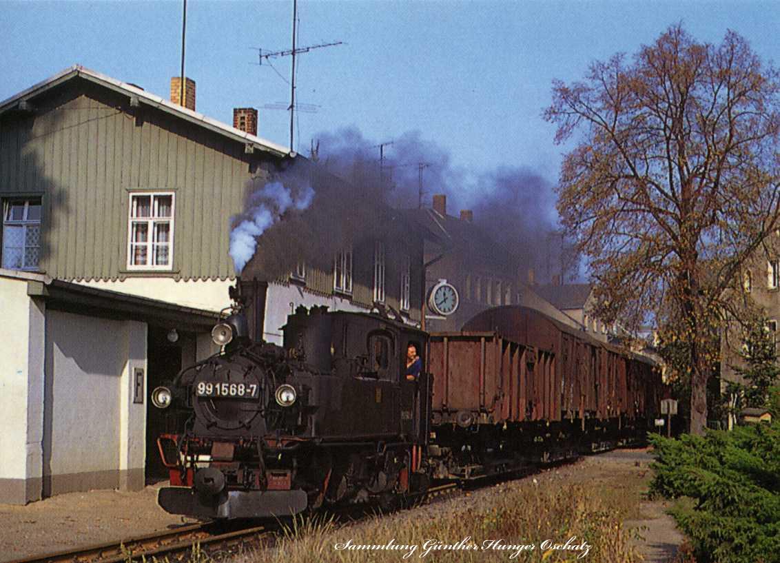 Schmalspurbahn  Hp Oschatz Süd