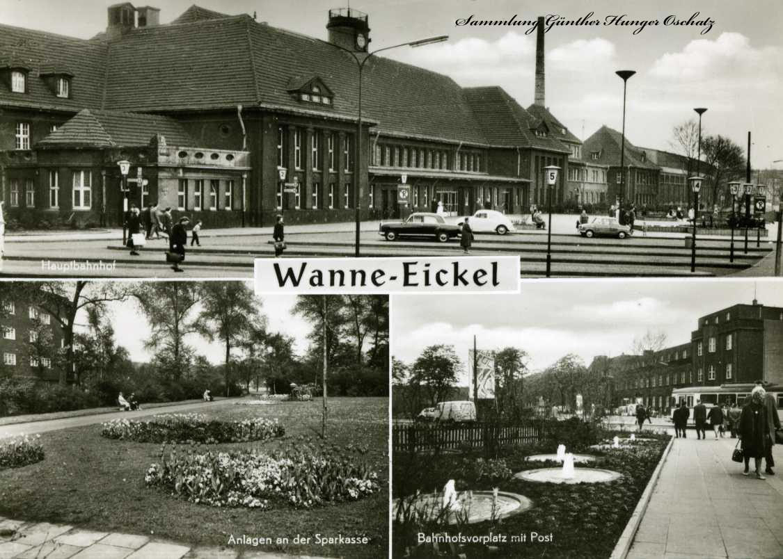 Wanne -Eickel Hauptbahnhof